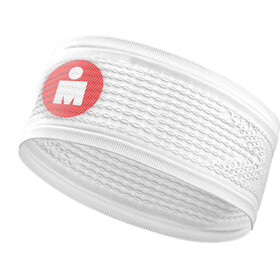 Compressport On/Off Headwear Ironman 2017 white